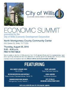 2016 Summit Flyer